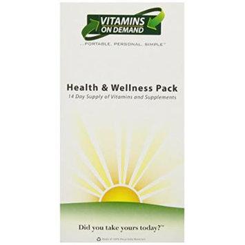 Vitamins On Demand Women's 50+ Health and Wellness Pack