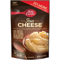 Betty Crocker™  Mashed Potato Pouches Four Cheese