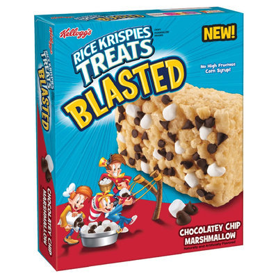 Kellogg's® Rice Krispies Treats® Chocolate Chip Cereal Bars