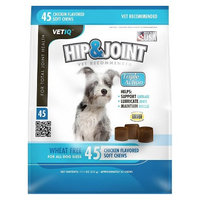 VetIQ Hip and Joint Soft Chew for Dogs - 45 Count