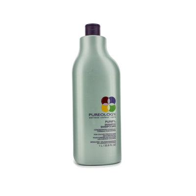 Pureology Purify Shampoo (For Colour-Treated Hair) 1000ml/33.8oz