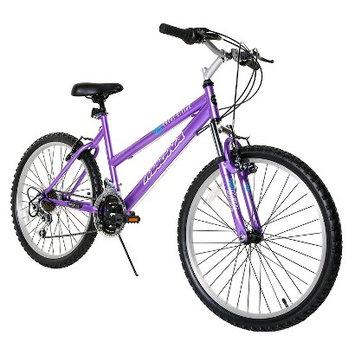 License Girls Magna Great Divide Bike - Purple (24