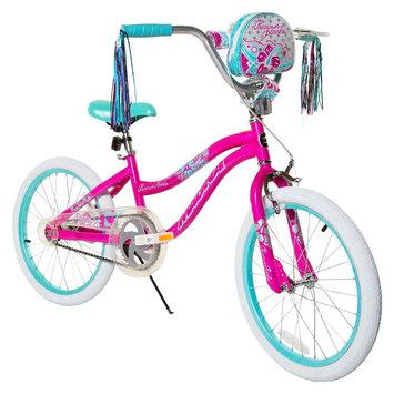Magna Girls Pearls Bike - Pink/Blue (20