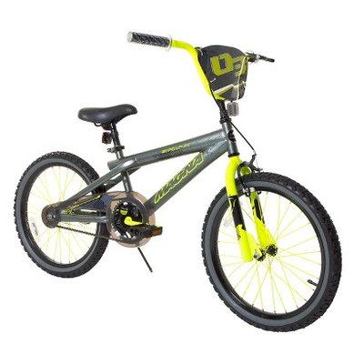Boy's Magna Rip Claw Bike - Grey/Yellow (20