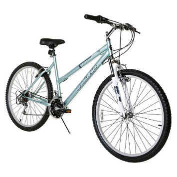 Magna Ladies Great Divide Bike - Silver (26