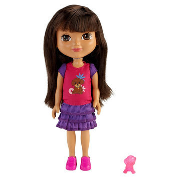 Dora The Explorer Fisher-Price Nickelodeon Dora & Friends Doll Collection - Styles May Vary