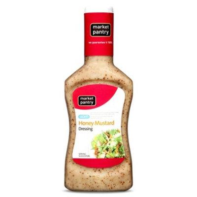 Market Pantry Light Honey Mustard Salad Dressing - 16 oz.