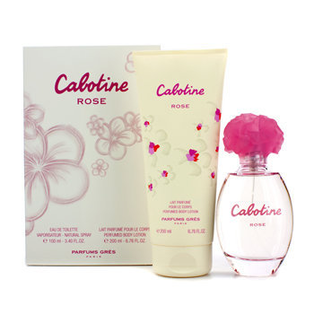 Parfums Gres - Cabotine Rose for Women Gift Set
