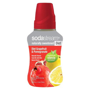 SodaStream Naturally Sweetened Diet Grapefruit & Pomegranate Soda Mix