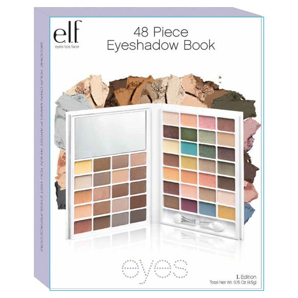 e.l.f. Cosmetics Eyeshadow Book