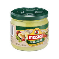 Mission Flavored Dip Guacamole