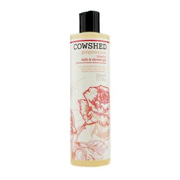 Cowshed Gorgeous Cow Blissful Bath & Shower Gel 300ml/10.15oz