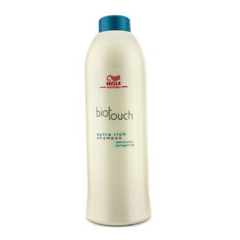 Wella Biotouch Extra Rich Shampoo (MFG Date: Feb 2011) 1500ml/50oz
