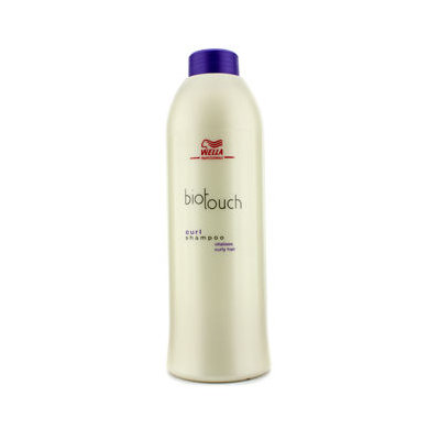 Wella Biotouch Curl Shampoo (MFG Date: Feb 2011) 1500ml/50oz