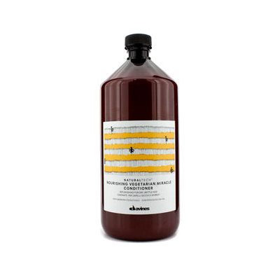 Davines Natural Tech Nourishing Vegetarian Miracle Conditioner (For Dry Brittle Hair) 1000ml/33.8oz