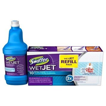 Swiffer Household Cleaner and Disinfectants Fresh Scent 2 ct