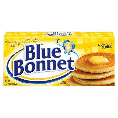 Blue Bonnet Margarine Quarters 1 lbs