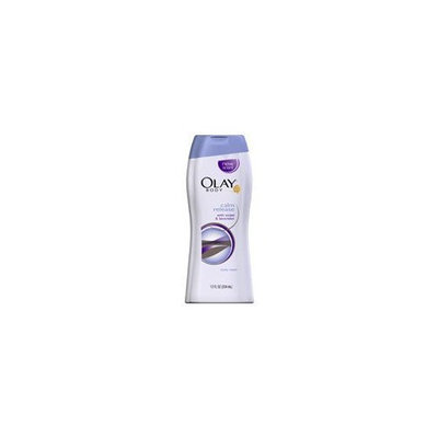 Olay Calm Release Body Wash Lotion, Violet And Lavender, 12 Oz
