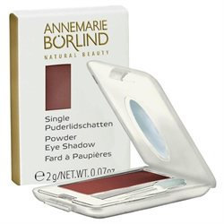 Borlind of Germany - Annemarie Borlind Natural Beauty Powder Eye Shadow Black 19 - 0.07 oz. CLEARANCE PRICED