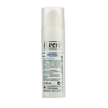 Lavera Neutral Facial Fluid 30ml/1oz