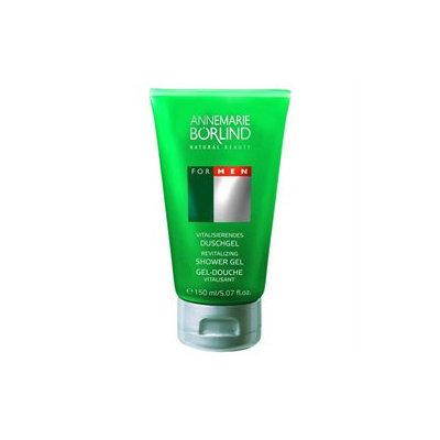 Borlind of Germany - Annemarie Borlind Natural Care For Men Revitalizing Shower Gel - 5.07 oz. CLEARANCE PRICED