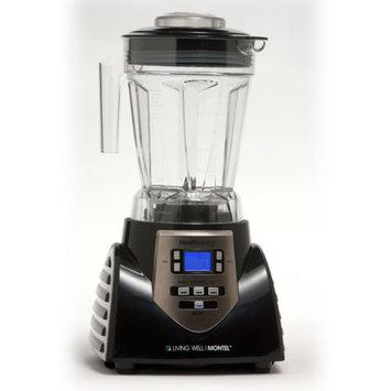 HealthMaster Elite 8-Speed Blender, Black/Stainless Steel