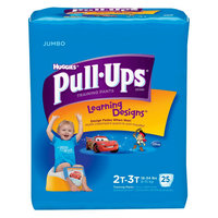 Huggies Disposable Training Pants 2T-3T 25 Pk