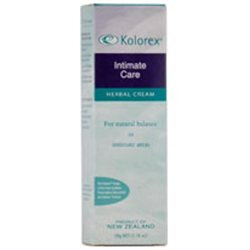 Kolorx 0527812 Natures Sources Kolorex Intimate Care - 50 g