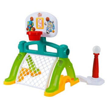 Kids Ii Bright Starts Having a Ball 5-in-1 Sports Zone