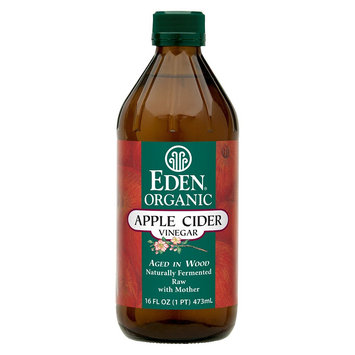 Eden Organic Apple Cider Vinegar 16 oz