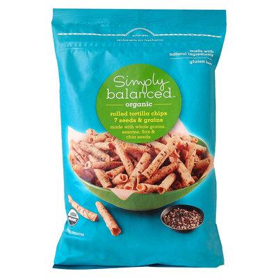 Simply Balanced Organic Really Seedy Rolled Tortilla 5.5oz