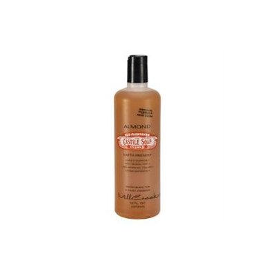 MillCreek Almond Castile Soap - 16 Fluid Ounces Liquid - Soaps