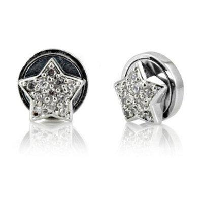 Emitations Lyra's Star Magnetic Earrings