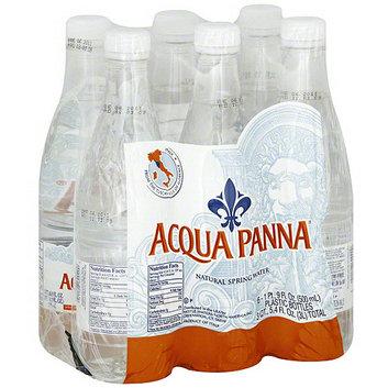 Acqua Panna Natural Spring Water