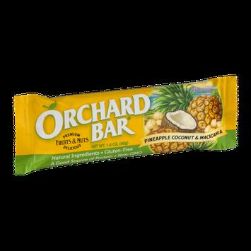 Orchard Bar Pineapple Coconut & Macadamia