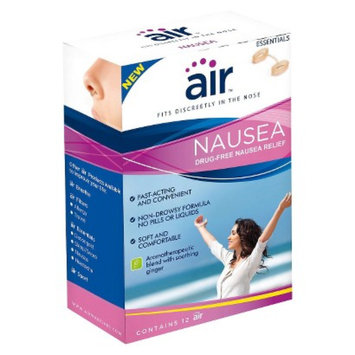 Quest Air Nausea for Nasal Breathing Aid - 12 Count
