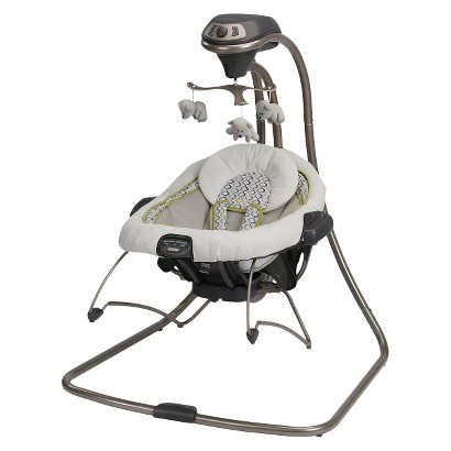 Graco Duet Connect 2-in-1 Swing
