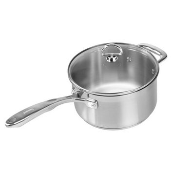 Chantal Induction 21 Steel 3.5qt Saucepan with Lid