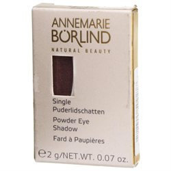 Borlind of Germany - Annemarie Borlind Natural Beauty Powder Eye Shadow Plum 27 - 0.07 oz. CLEARANCE PRICED