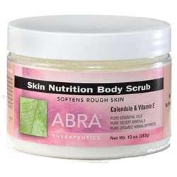 Abra Therapeutics Skin Nutrition Body Scrub - 10 oz