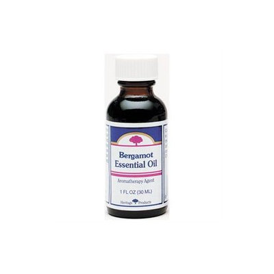 Heritage Products Bergamot Essential Oil 1 fl oz