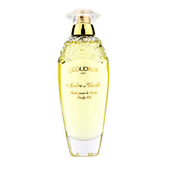 E Coudray Ambre & Vanille Body Oil Spray (New Packaging) 100ml/3.3oz