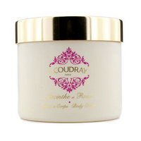 E Coudray Jacinth & Rose Perfumed Body Cream (New Packaging) 250ml/8.4oz