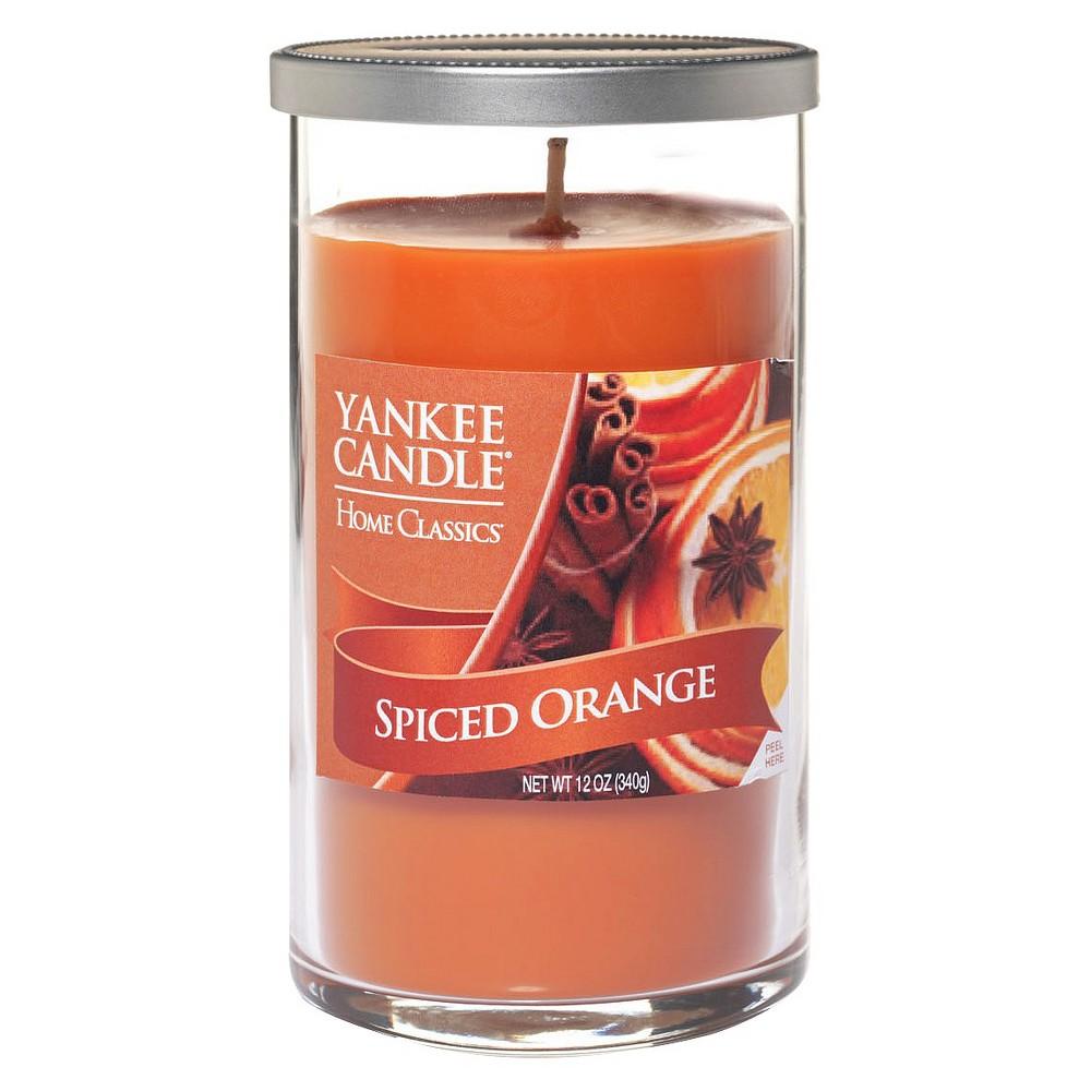 Yankee Candle Orange Candle