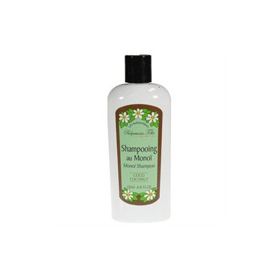 Monoi Tiare Tahiti, Coconut Shampoo 7.8 fl oz
