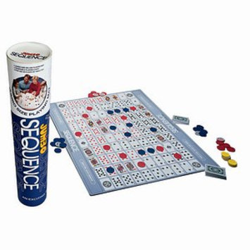 Sequence Jumbo Size in a Tube Game, 1 ea