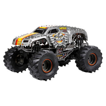 New Bright Rc Full Function 9.6v Monster Mx-D
