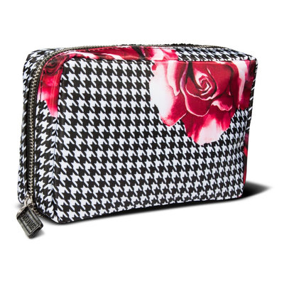 Sonia Kashuk Houndstooth Print - Everything Organizer