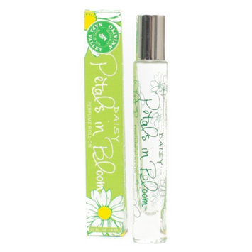 Olivina Petals in Bloom Perfume Roll-Ons, Daisy, .27 fl oz