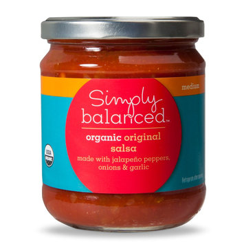 Simply Balanced Organic Medium Salsa 16oz